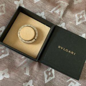 Jewelry - Authentic BVLGARI 925 silver Pendant/Key chain